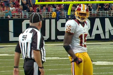Redskins vs. Rams: Morgan Is an Easy Scapegoat, but Washington Blew It as a Team