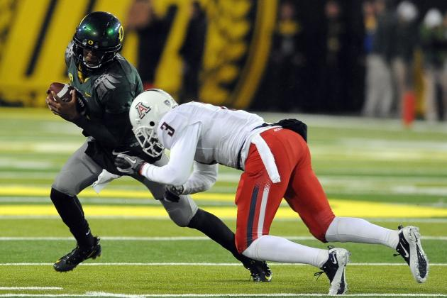 Oregon Football: Ducks to Host Arizona Wildcats in Battle of Spread Offenses