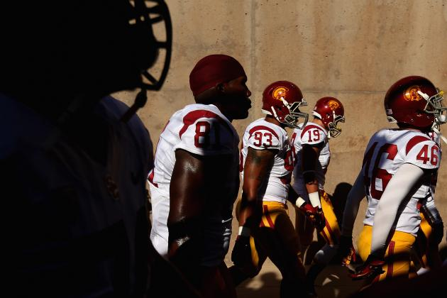 College Football: USC Loss Paves the Way for an SEC vs. Oregon Title Game