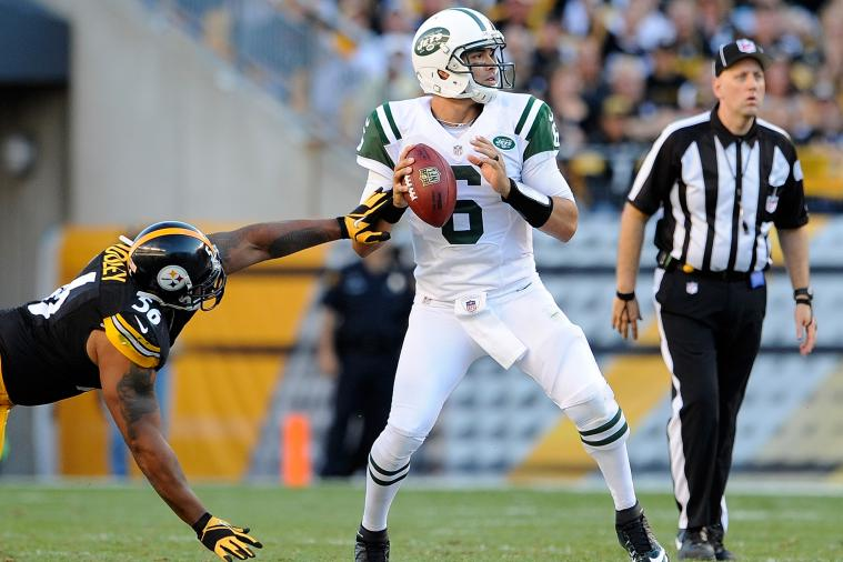 Jets vs. Steelers: What Do We Make of Mark Sanchez, New York's Uneven Offense?