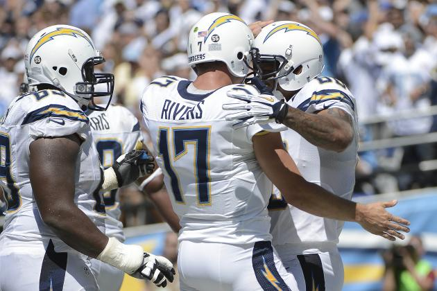 Titans vs. Chargers: No Gates, No Mathews, No Problem for San Diego in 38-10 Win
