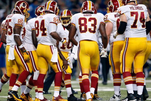 Redskins vs. Rams: 3 Positives and 3 Negatives from Week 2