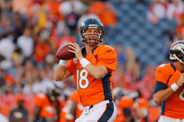 How Peyton Manning Should Attack the Houston Texans Defense in Week 3