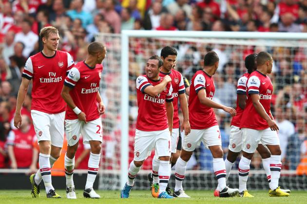 Arsenal: Analysis of the Gunners' 6-1 Victory over Southampton