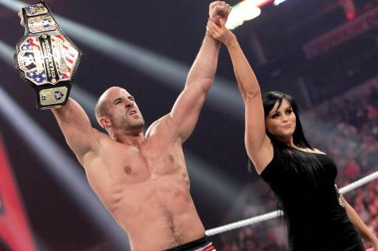 WWE Night of Champions 2012: Why Brodus Clay Should've Been  Cesaro's Opponent