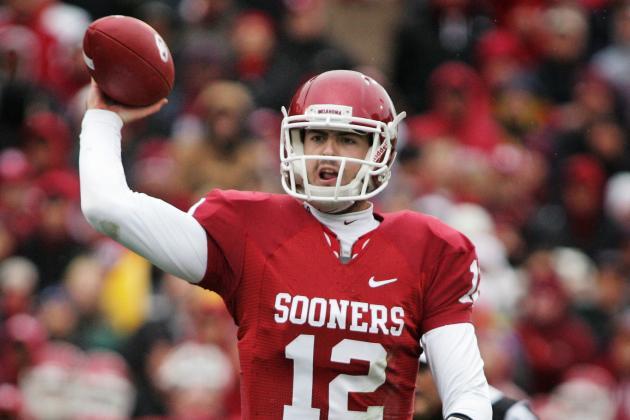 Oklahoma Football: 3 Things to Expect from Landry Jones Against Kansas State