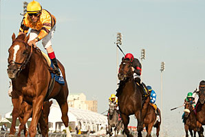 Wise Dan: Impressive Again at the Woodbine Mile