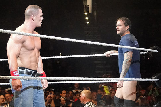 WWE Night of Champions 2012: What Is Next for CM Punk and John Cena?