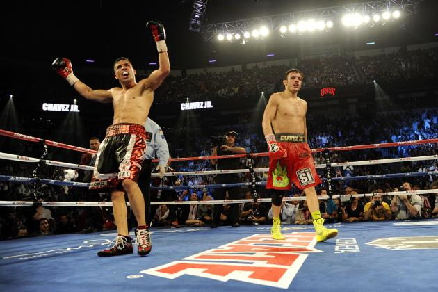 Sergio Martinez vs. Julio Cesar Chavez Jr.: Rematch at Cowboys Stadium?