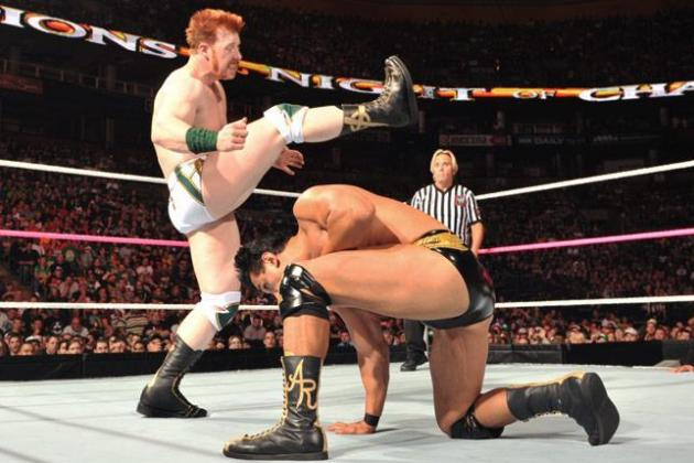 WWE Night of Champions 2012 Results: What's Next for ADR After Loss to Sheamus