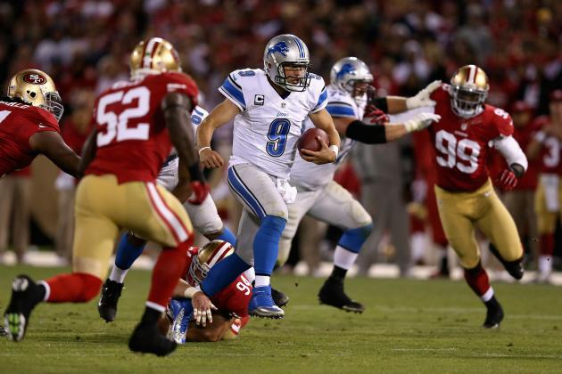 Detroit Lions/San Francisco 49ers Game Recap