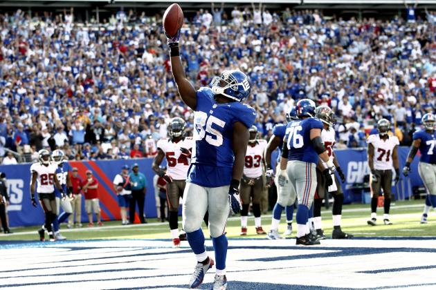 Andre Brown: Why Giants RB Is Safer Fantasy Pickup Than David Wilson
