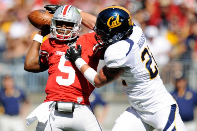 Heisman Watch 2012: Braxton Miller or Geno Smith, Who Has the Upper Hand?