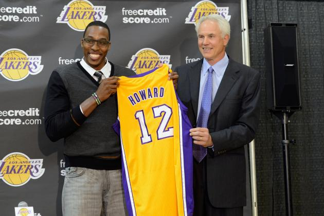 Which LA Lakers Star Will Sell the Most Jerseys in 2012-13?