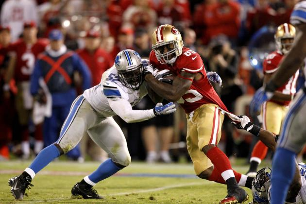 Detroit Lions' Loss to San Francisco 49ers: Trying Not to Rant