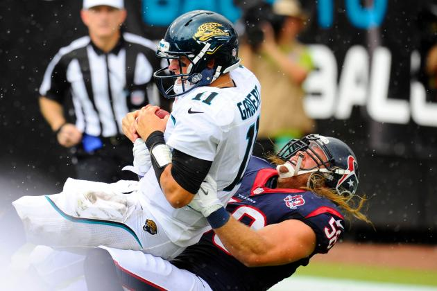 Jaguars Headed for the Brink and Other Must Reads from Around the AFC South