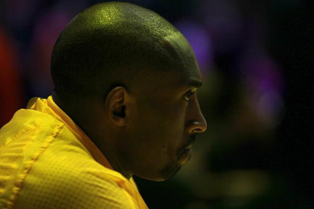Kobe Bryant: Why He Is Still a Top 5 Player in the NBA