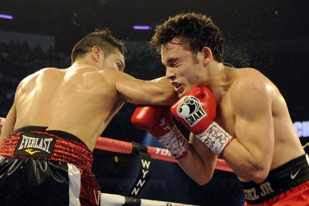 Martinez vs. Chavez Jr: Sergio's Win Exposes Major Flaws in Julio Cesar's Game