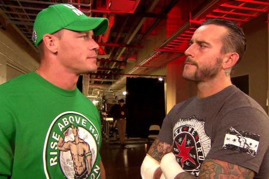 CM Punk Draw: Convoluted Finish vs John Cena at WWE Night of Champions Is Ideal