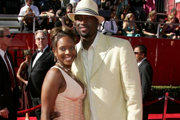 Dwyane Wade's Ex-Wife Siohvaughn Claims Heat Star Physically Abused Her