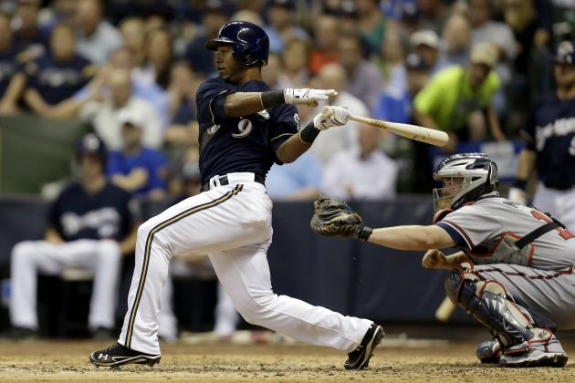 Jean Segura: Should Brewers SS Start 2013 in the Minors?