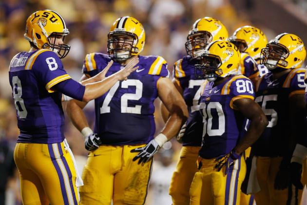 LSU vs. Auburn: TV Schedule, Live Stream, Radio, Game Time and More