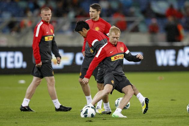 Manchester United vs. Galatasaray: Preview, Team News and Projected Lineup