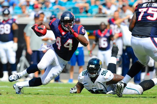 Texans vs. Jaguars Take Two: A Tale of Two AFC South Cities