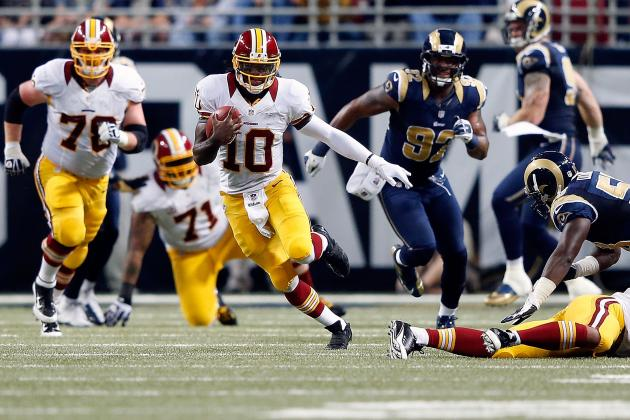 Washington Redskins at St. Louis Rams: Talking Points from Redskins' 31-28 Loss