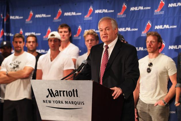 NHL Lockout: NHLPA Must Take Responsibility to Get New CBA Done and Save Season