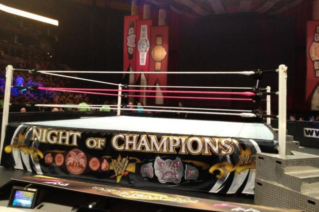 WWE Night of Champions 2012: Recap and Review of the Entire Show