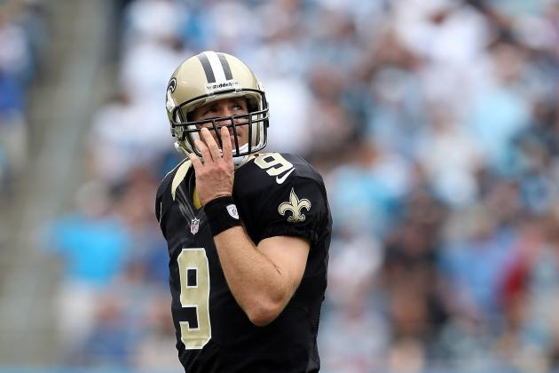 It's Time for the Saints to Panic