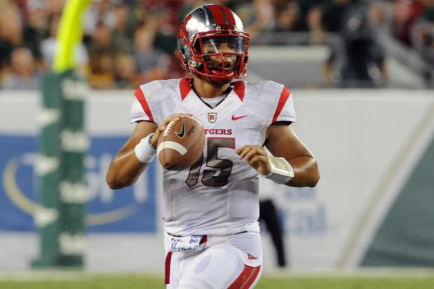 Rutgers vs. Arkansas: TV Schedule, Live Stream, Radio, Game Time and More