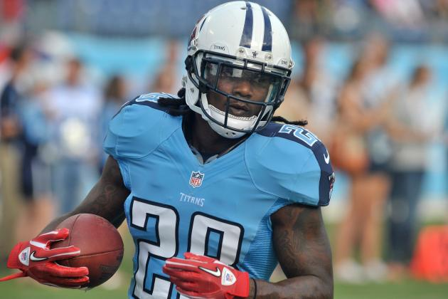 Chris Johnson: Fantasy Owners Should Bench CJ2K in Week 3