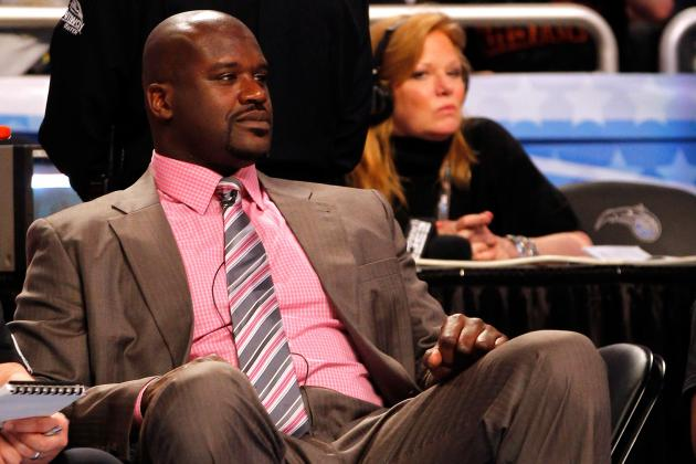Shaq: New York Will Remain Knicks City, but Nets 'Got Better'