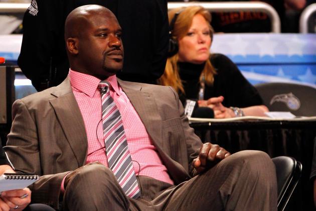 Shaq: New York Will Remain Knicks City, but Nets 'Got Better'
