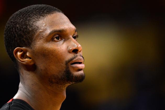 Heat's Bosh Says Look Out for Knicks