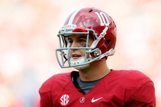 Heisman Trophy 2012: We Dare You To Make a Case Against Alabama QB A.J. McCarron