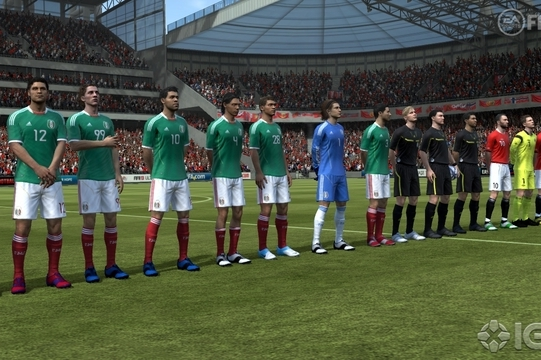 FIFA 13: National Teams in Career Mode Makes FIFA a Must-Own Game