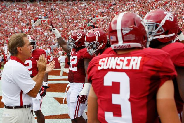 Alabama Football: Why Crimson Tide Will Continue to Pass Toughest Tests