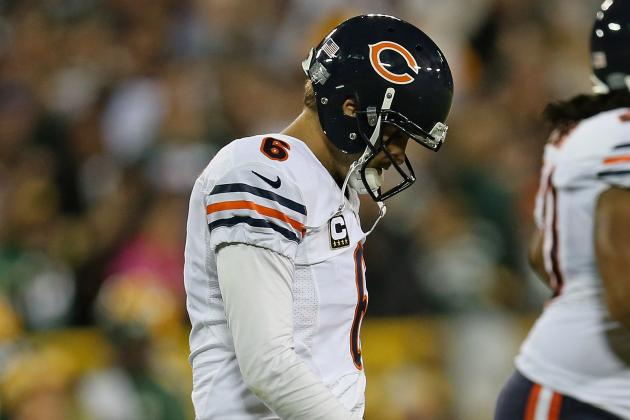 Jay Cutler's Attitude Under Fire and More NFC North News and Notes