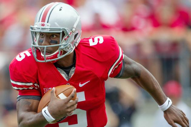 Braxton Miller, RG3, and Cam Newton: A Statistical Comparison