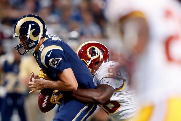 Orakpo, Carriker Injuries Will Doom a Broken Washington Redskins Defense