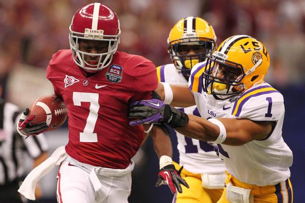 LSU vs. Alabama BCS Championship Rematch Now More Possible but Still Unlikely