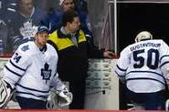 Goalie Coach Francois Allaire Done with Maple Leafs