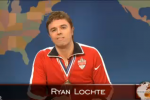 Seth McFarlane Spoofs Lochte on SNL, and It's Spectacular.