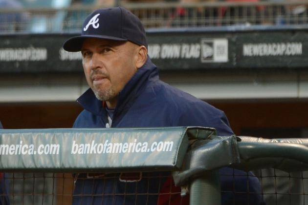 Fredi Making Sure Key Relievers Remain Fresh