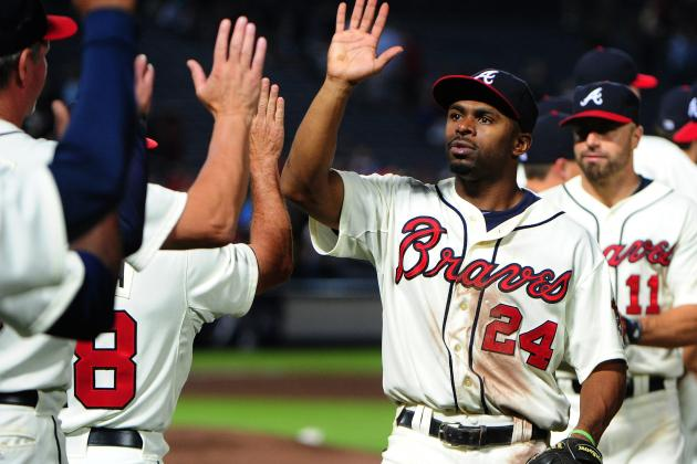Braves Complete First Sweep of Nats Since '09 – Updated