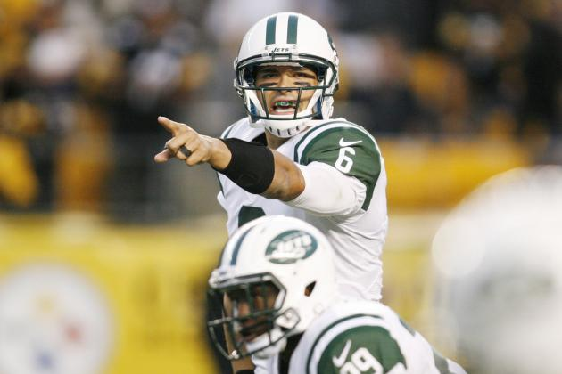 Mark Sanchez's Poor Quarterback Play Will Doom New York Jets