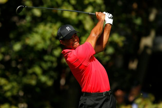 Nick Faldo Says Young Players Aren't 'Afraid' of Tiger Woods Anymore